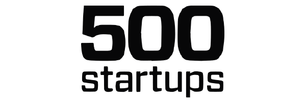 Logo de organización 500 startups