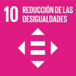 Imagen de ODS 10 Reducción de las desigualdades